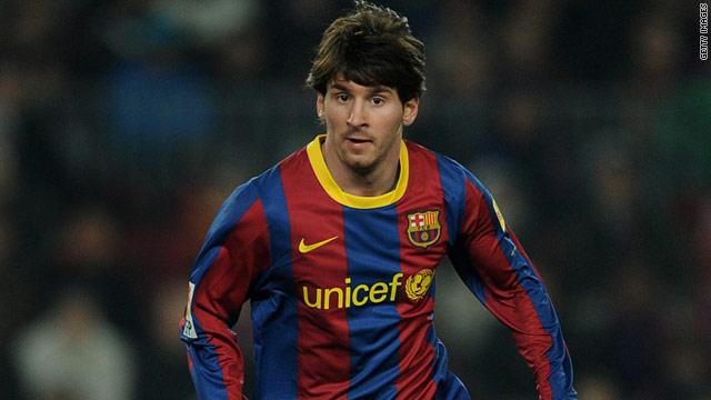 1 Platini: Messi Bagaikan Berlian