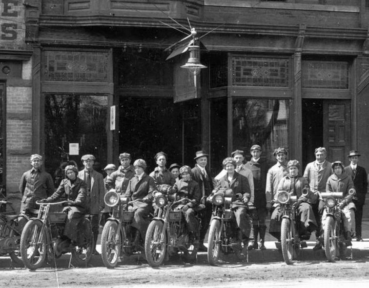 Bikers Give Seniors a Wild Ride – New York City News Service  |Queens Motorcycle Clubs