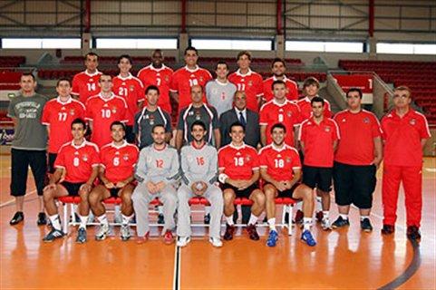 A equipa de andebol masculino do Sport Lisboa e Benfica vai defrontar os  alemães do TBV Lemgo nos oitavos-de-final da Taça EHF 7727bcdf0b152