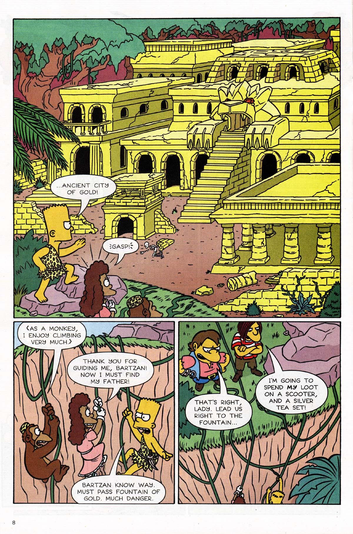 Read online Simpsons Comics Presents Bart Simpson comic -  Issue #13 - 10