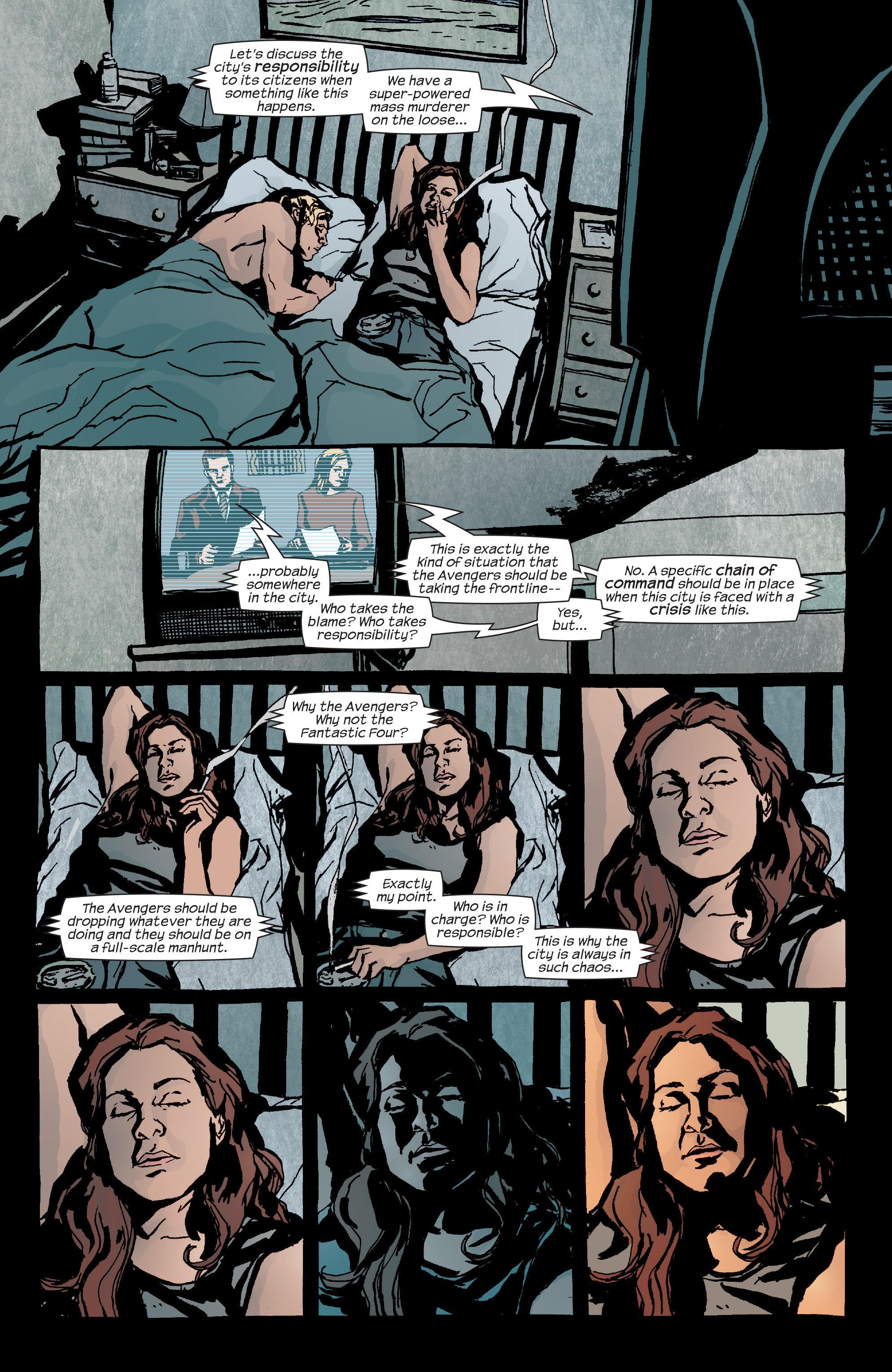 Read online Alias comic -  Issue #27 - 19