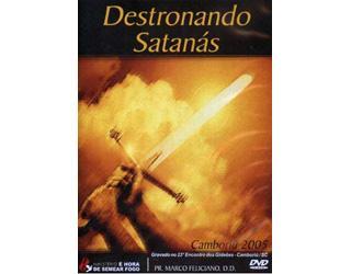 dvd marco feliciano destronando satanas