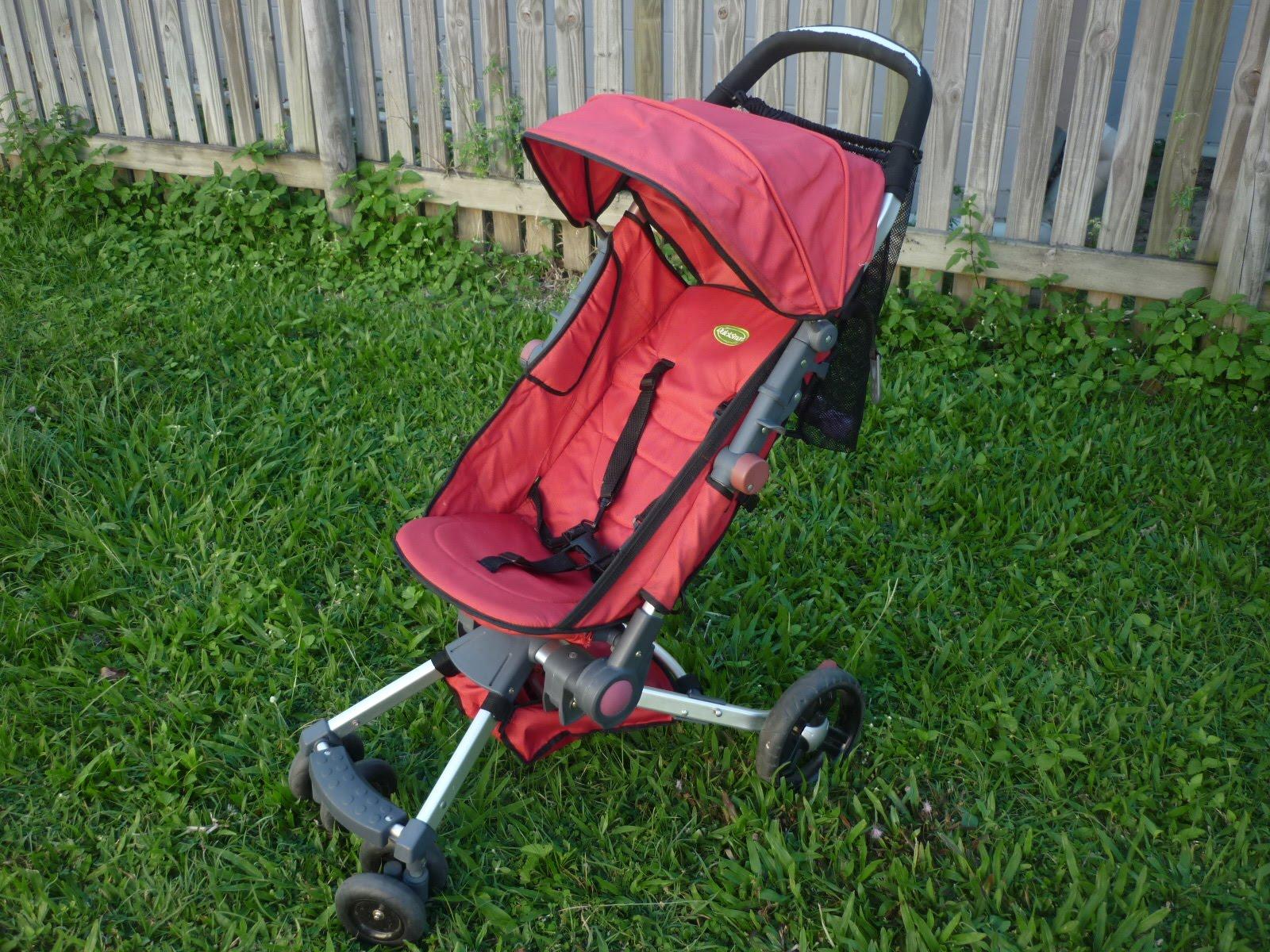 Bello Baby Review: QuickSmart Easy Fold Stroller