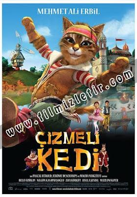 Çizmeli Kedi Film izle