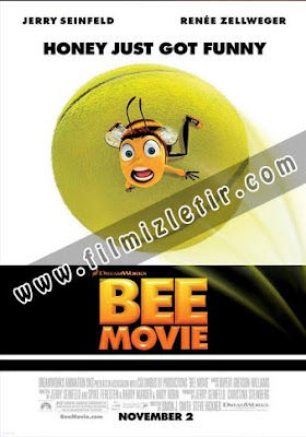 Arı Filmi - Bee Movie Film izle