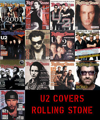 U2 Covers Portadas Rolling Stone