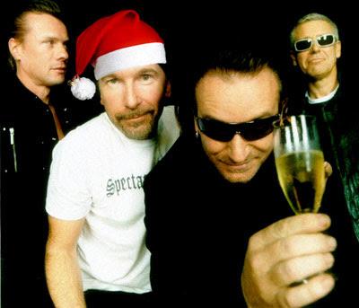 U2 Feliz Navidad
