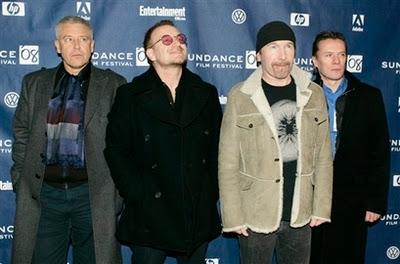 U2 en Sundance