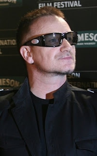 Bono en 3D en Dublin