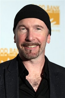 The Edge en los Can-do Awards