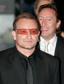 Bono en Monaco