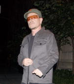 Foto de Bono en New York