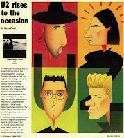 The joshua Tree 2007 Rolling Stone