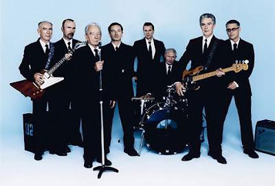 Padres de U2 por Anton Corbijn