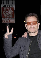 ¿A dicho Bono NO al Tratado de Lisboa?
