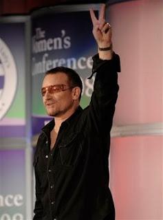 Bono: The Womens Conference 2008 3