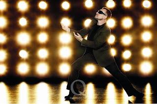 Bono Q magazine 2009