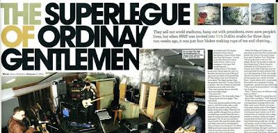 NME U2