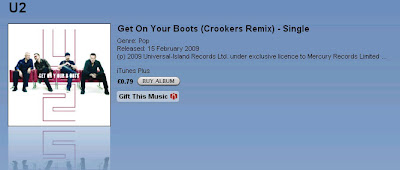 Get On Your Boots Crookers Remix