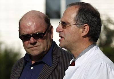 Medico que ha atendido a bono en el hospital de munich en 2010