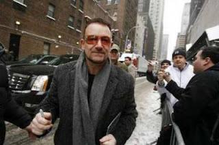 Bono Nueva York 2009 2