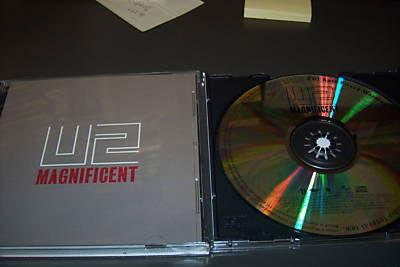 Magnificent, promo CD