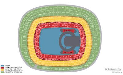 entradas U2 Camp Nou Barcelona