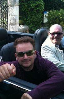 Foto de Bono finales de mayo , principios de junio de 2010