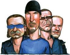 U2 Cartoon 2