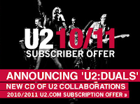 U2 Duals CD