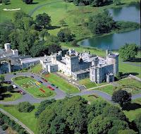 Dromoland Castle en Irlanda