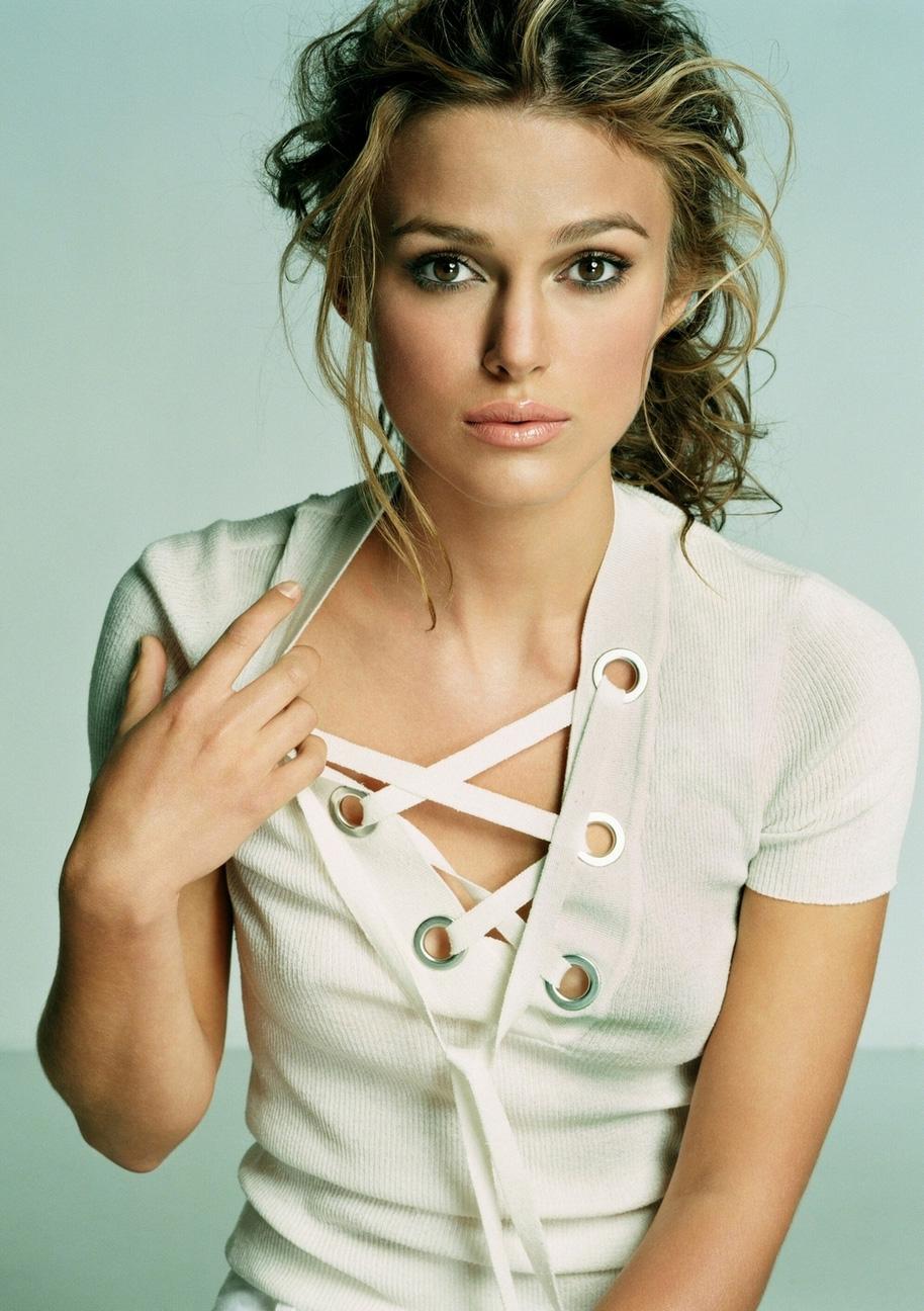 Hot Hot Actress Photos: Keira Knaightly Mindblowing Hot Photos