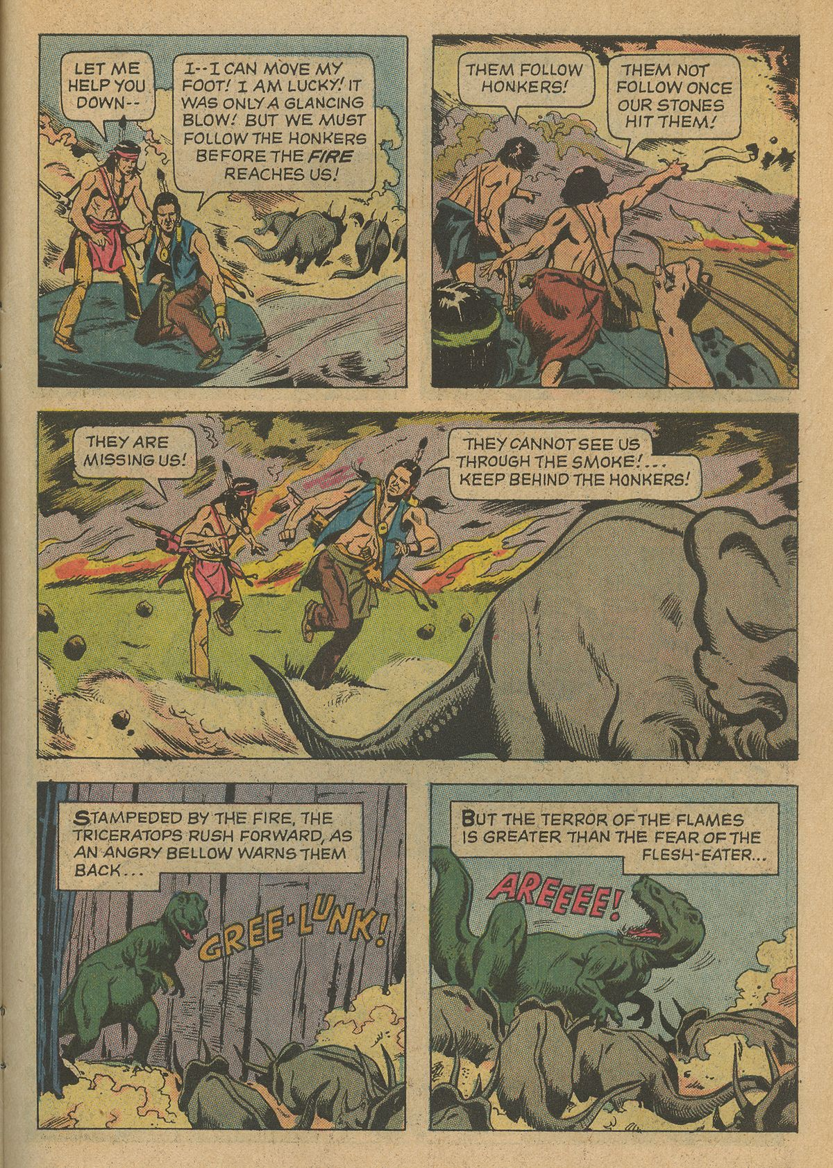 Read online Turok, Son of Stone comic -  Issue #79 - 27