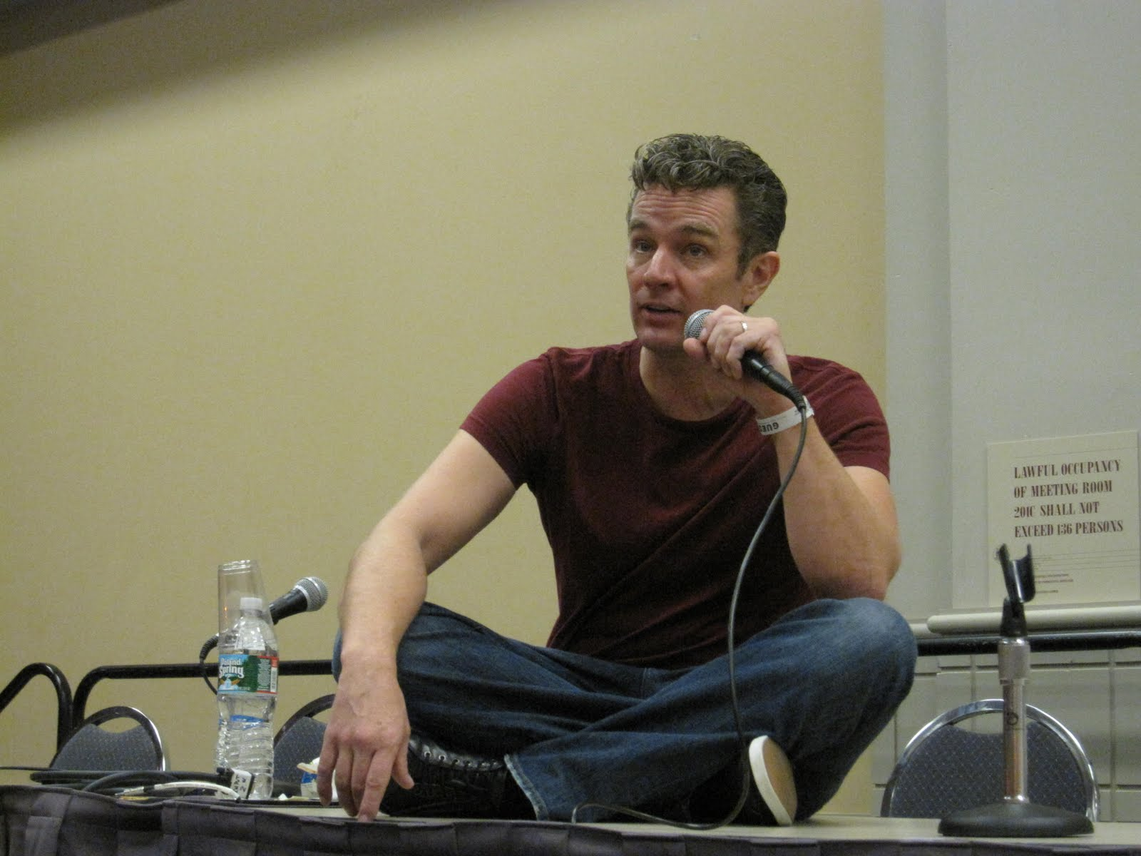 Gay james marsters