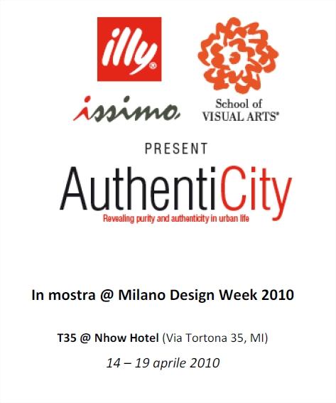 Authenticity mostra fotografica milano design - Mostra design milano ...