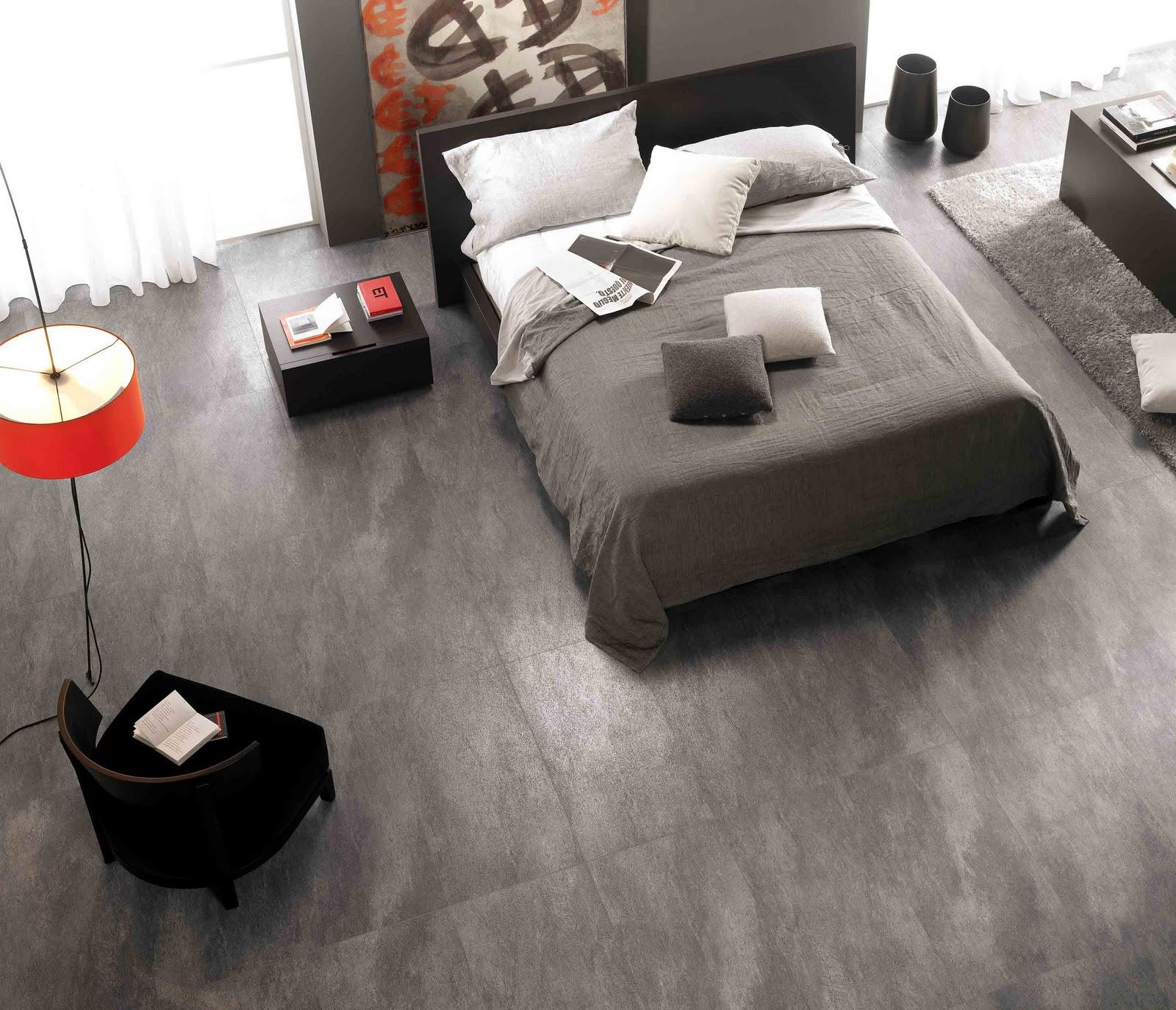 Pavimenti moderni imola ceramica cersaie 2010 for Interni case moderne pietra