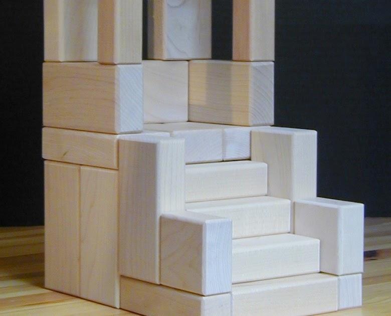 Block Play: Unit blocks & Froebel Gift #6