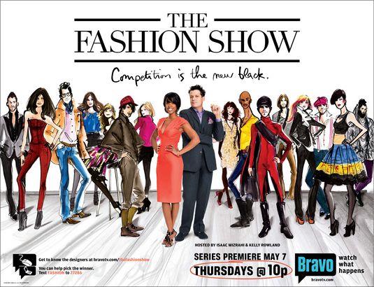 RLB MEDP150: Design I Like: The Fashion Show
