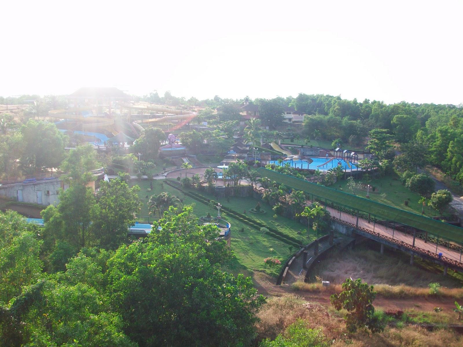Memoirs Manasa Water Park Mangalore