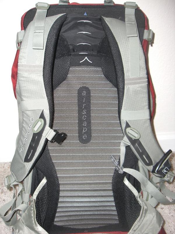 Gear Talk With Jason Klass New Pack Smell Osprey Kestrel
