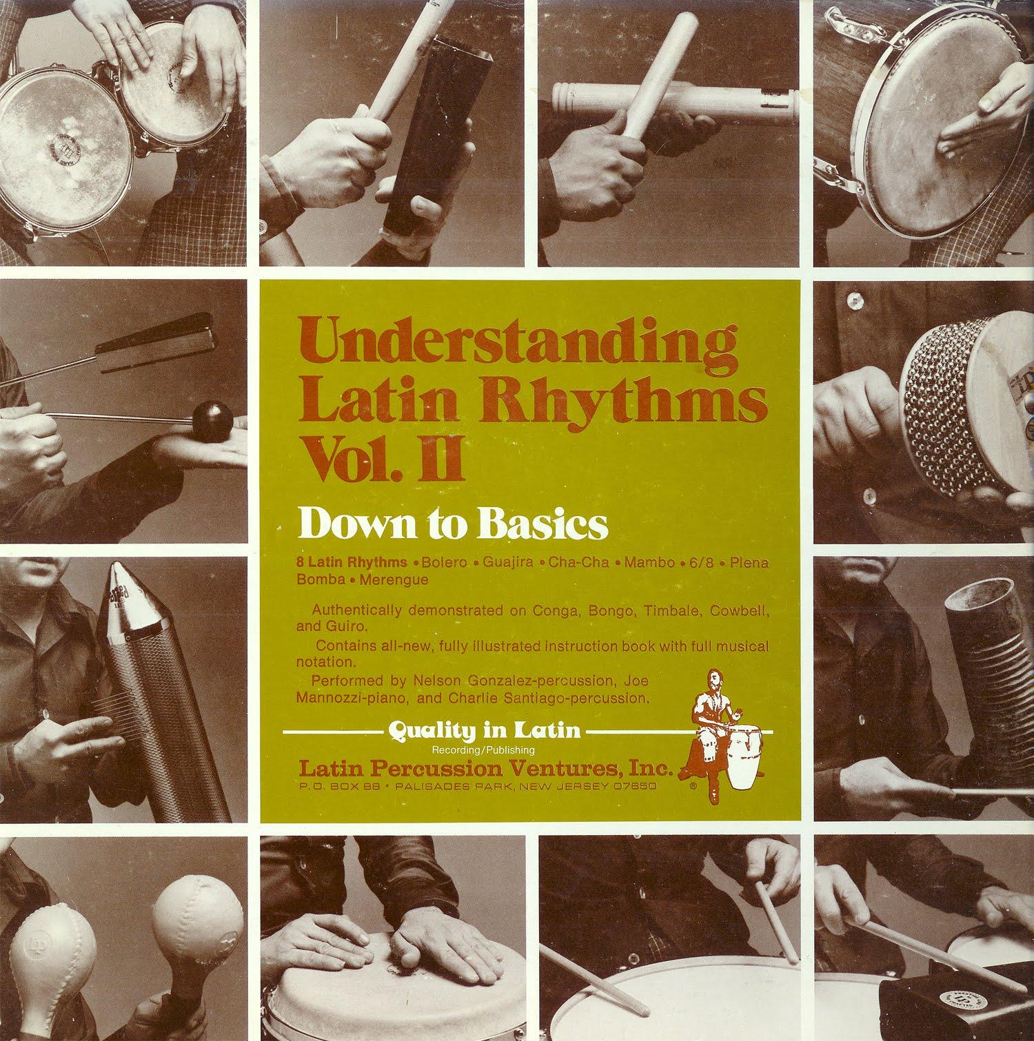 Understanding Latin Rhythms 2