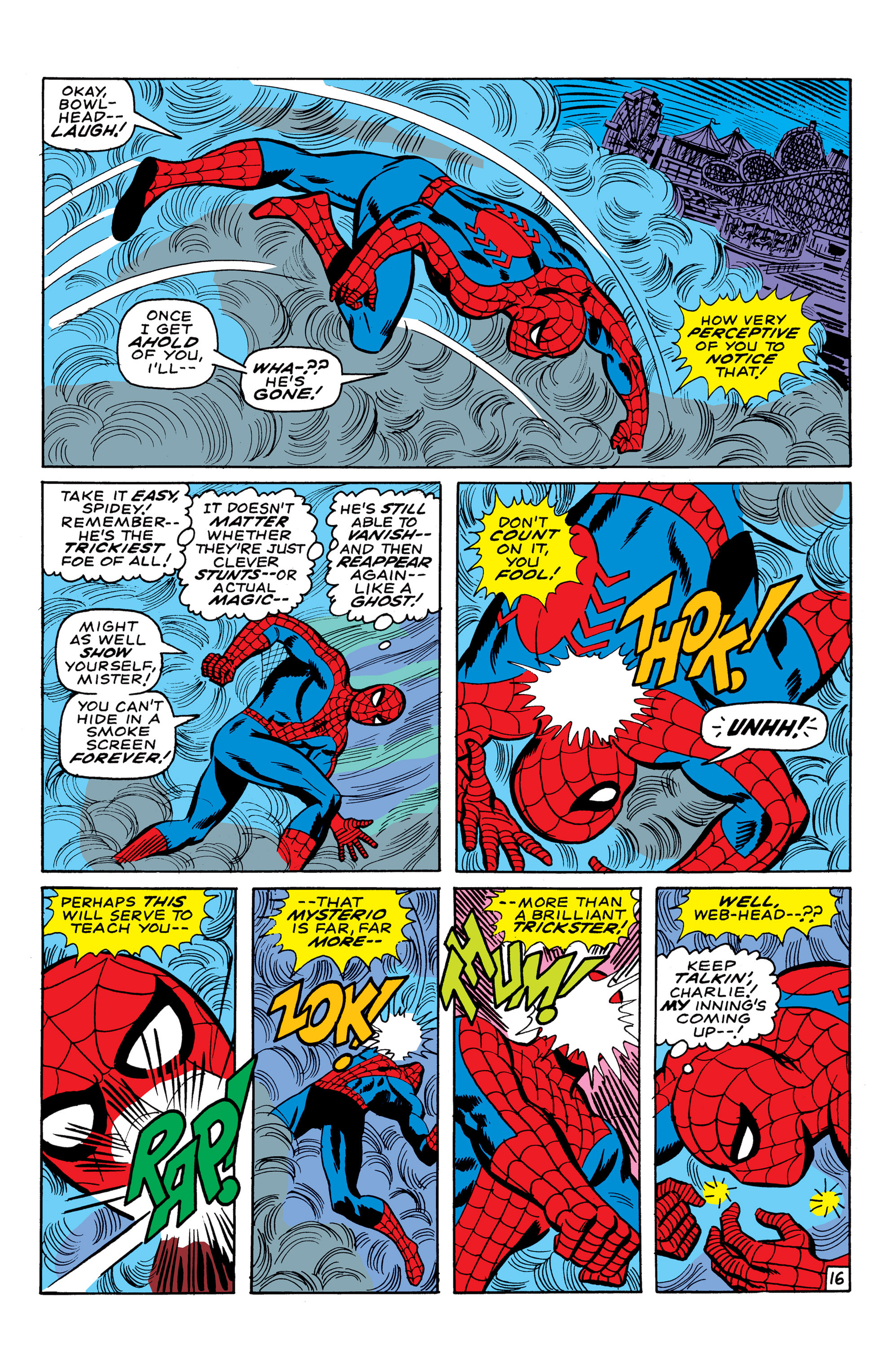 The Amazing Spider-Man (1963) 66 Page 16