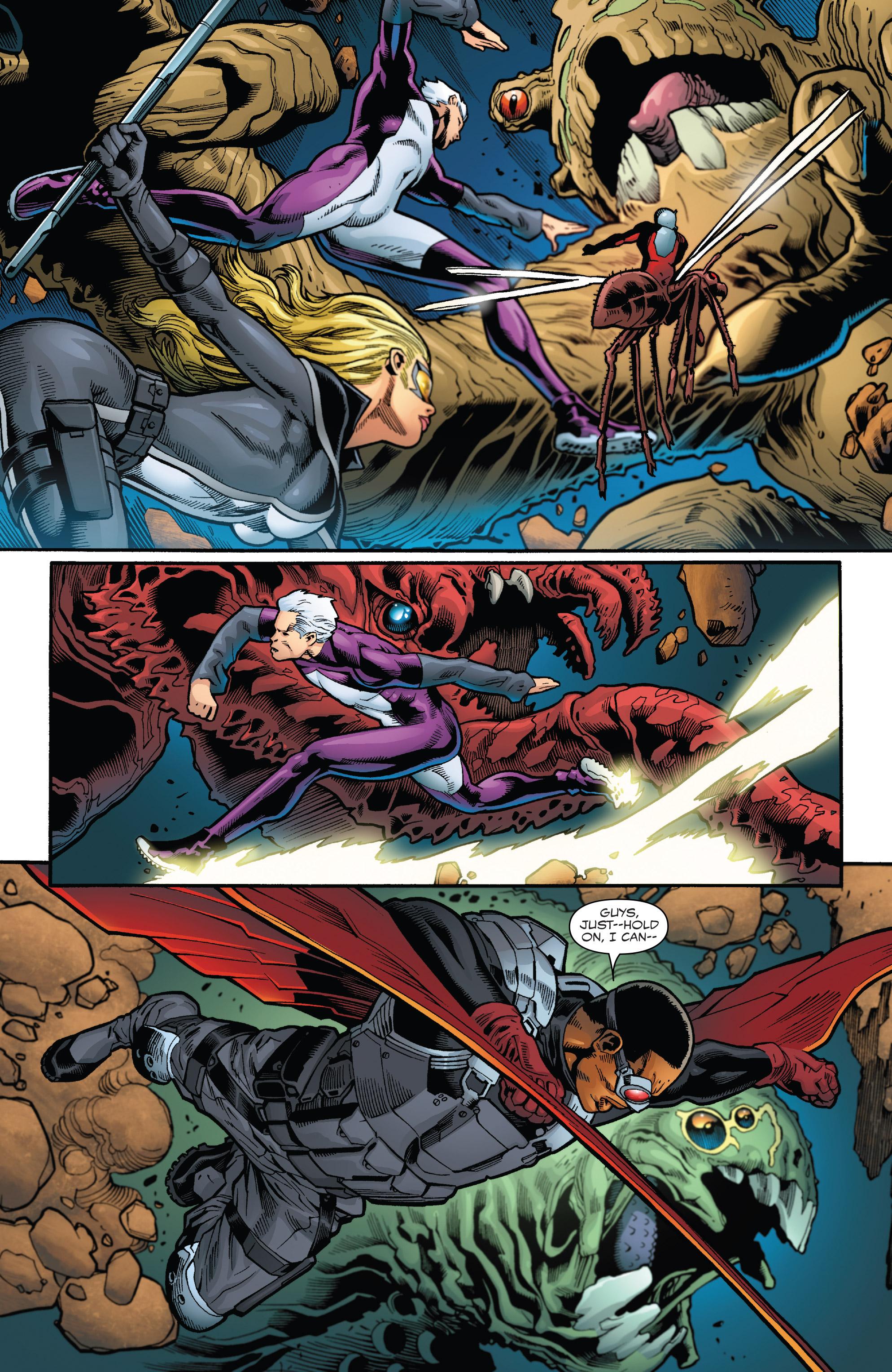 Read online Captain America: Sam Wilson comic -  Issue #23 - 11