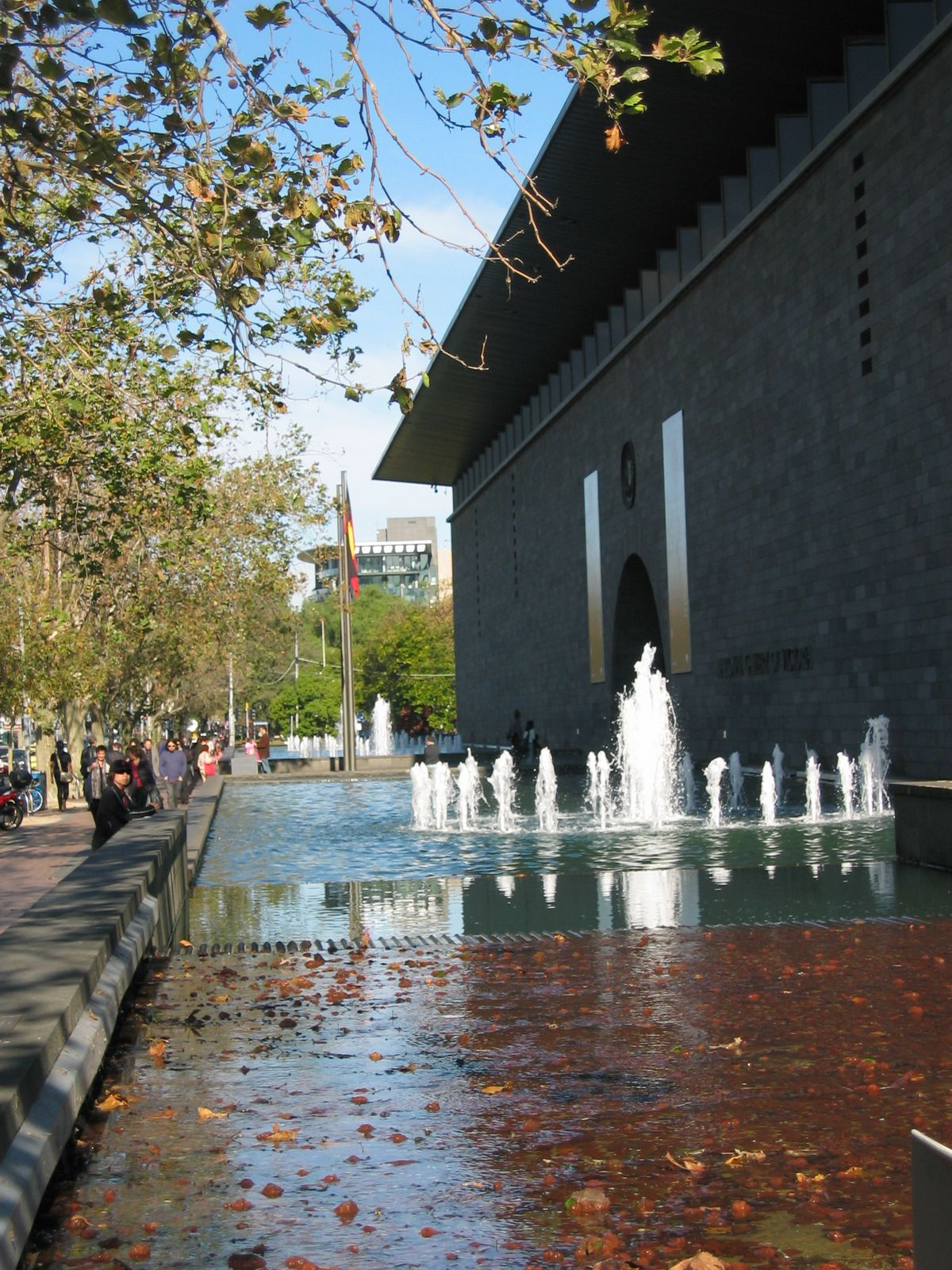 Simple simon says melbourne national gallery of victoria - What time does victoria gardens open ...