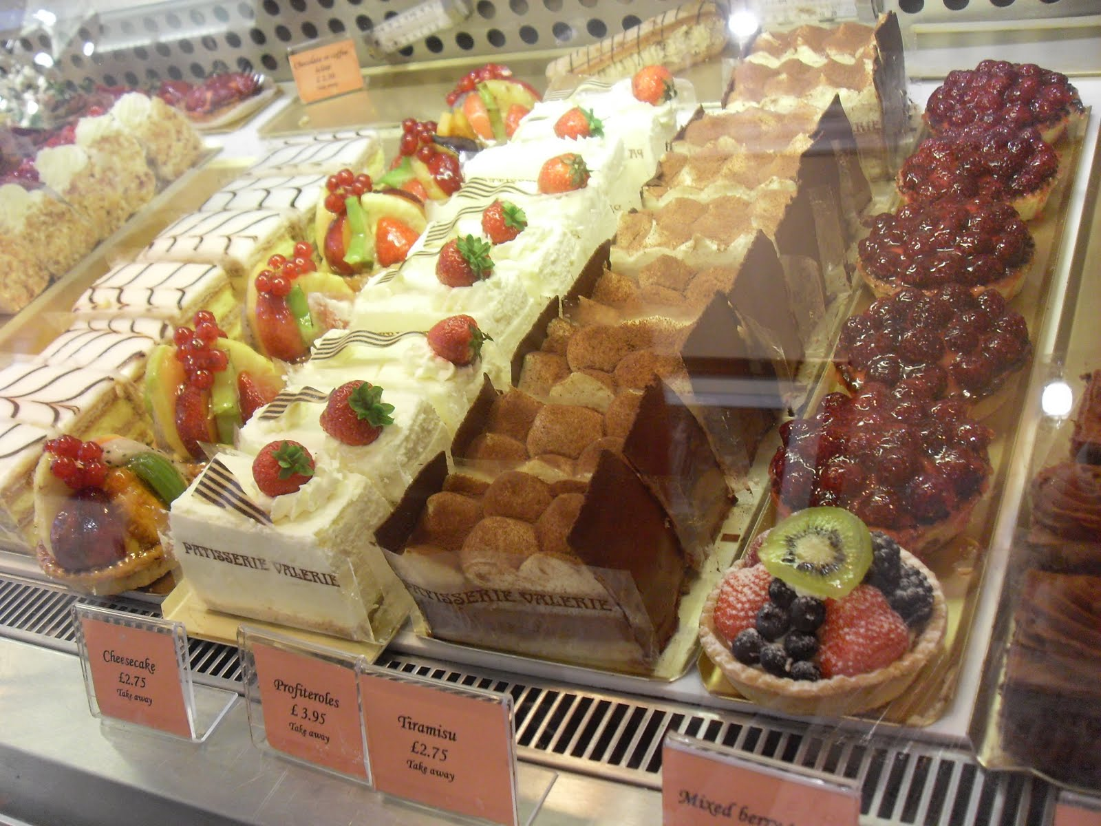 Wonderful Patisserie Cakes