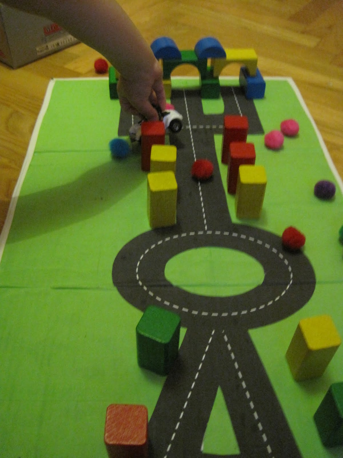 Best Toys for Toddlers DIY Toys Ride Around Playmat