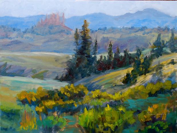 Fantasy Art Of Illusion Wild West Ii Colorful Colorado