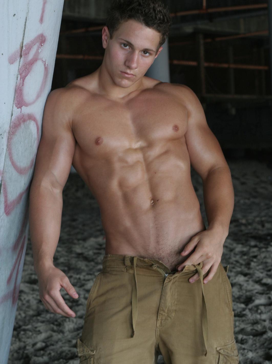 Boy sucking big hard cock