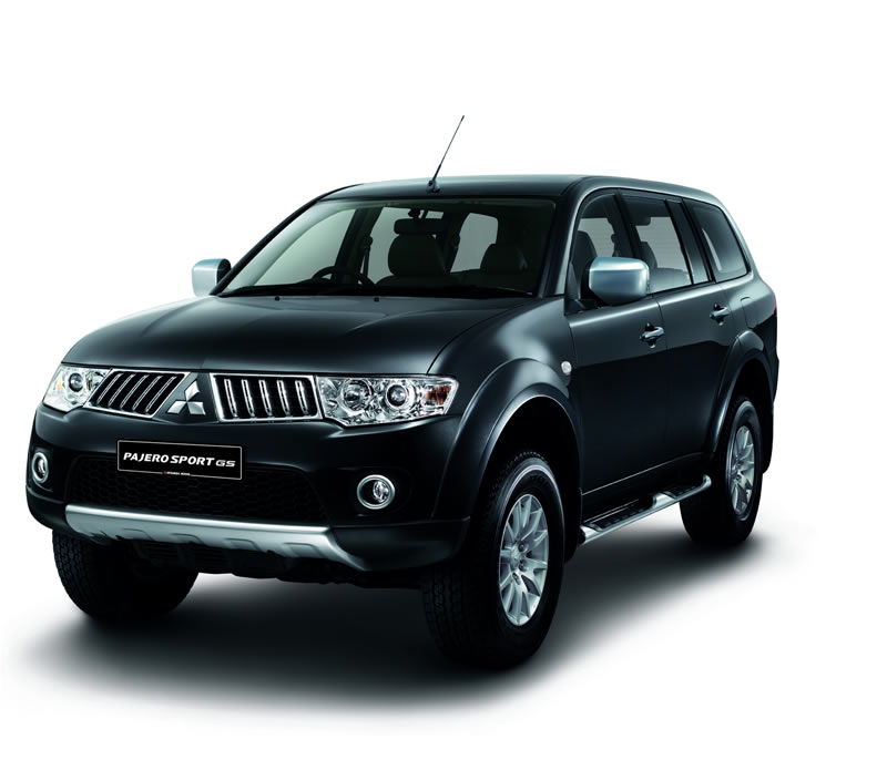 All New Pajero Sport: Informasi Kereta: All-new Mitsubishi Pajero Sport For An