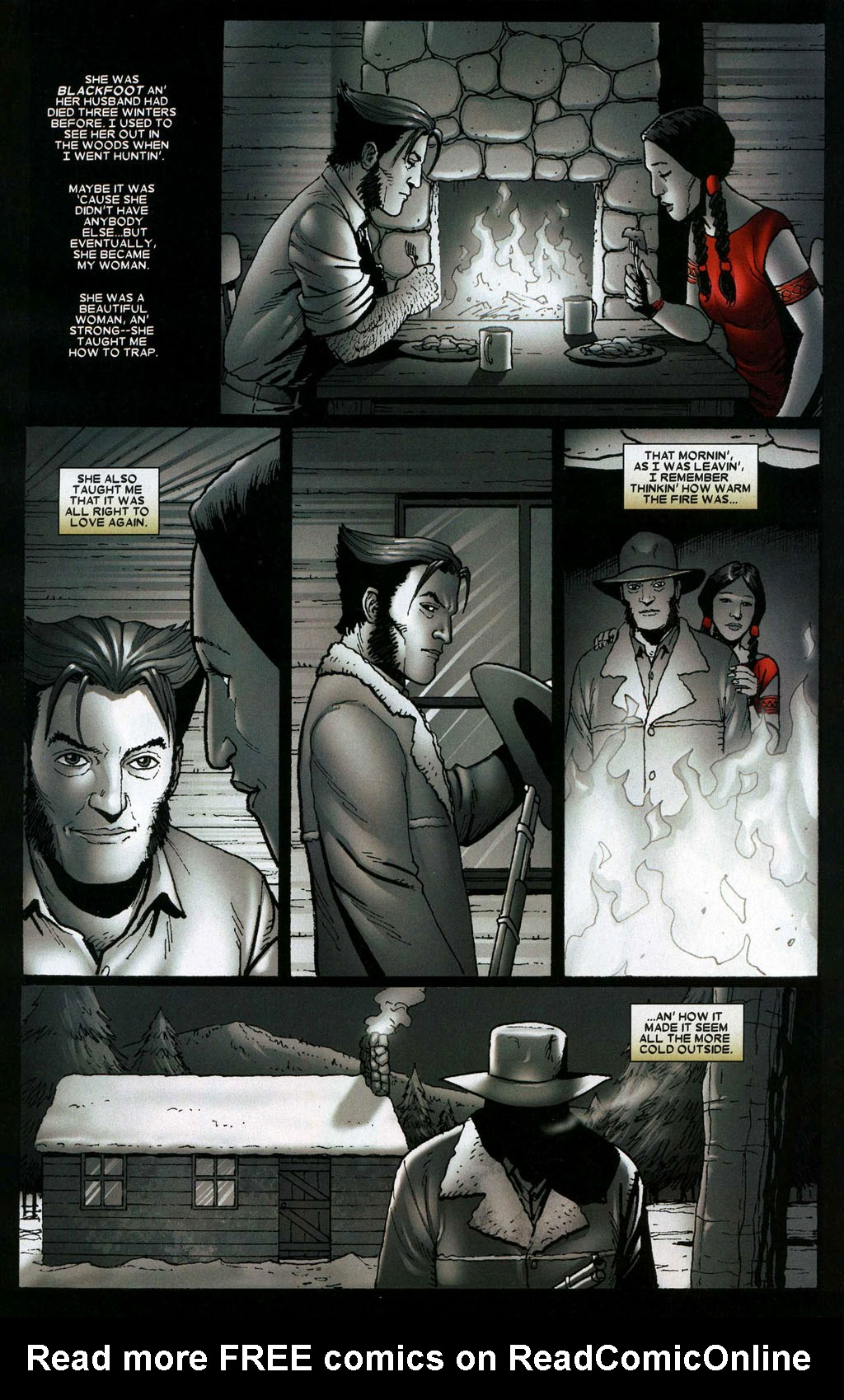 Read online Wolverine: Origins comic -  Issue #5 - 13